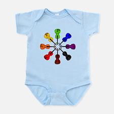 Circle of Violins Infant Bodysuit