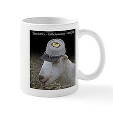 Ruby the Civil War Goat Mug