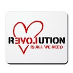 Is All We Need Mousepad