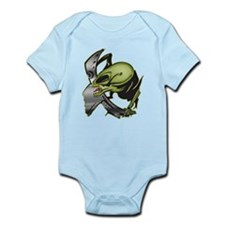 Alien Monster Invaders Infant Bodysuit