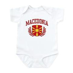 Macedonia Infant Bodysuit