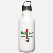 Craps Water Bottle