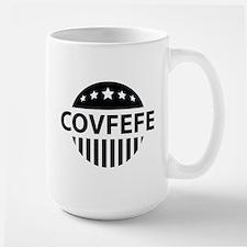 COVFEFE Large Mug