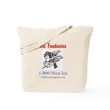 Ice Fantasies Tote Bag