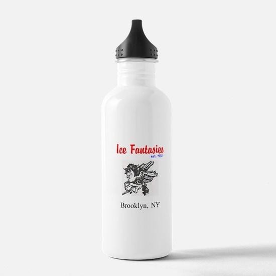 Ice Fantasies Water Bottle