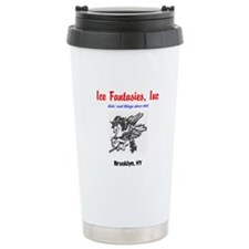 Ice Fantasies Travel Mug