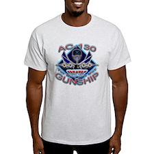 USAF AC-130 Gunship Skull T-Shirt
