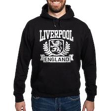 Liverpool England Hoodie