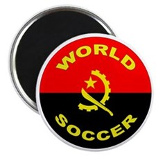 Angola World Cup 2006 Soccer Magnet