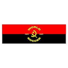 Angola World Cup 2006 Soccer Bumper Bumper Sticker