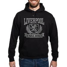Liverpool England Hoody