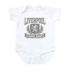 Liverpool England Infant Bodysuit