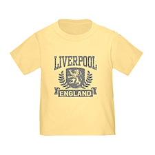 Liverpool England T