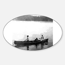 Canoe Trip Decal