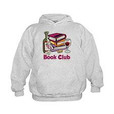 Wine: My Book Club Hoodie