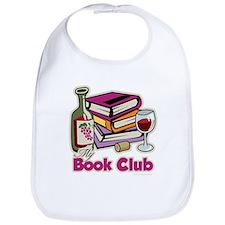 Wine: My Book Club Bib