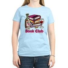 Wine: My Book Club T-Shirt