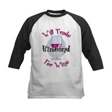 Will Trade Husband For Wine Tee
