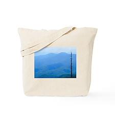 Smokey Mountains Tote Bag