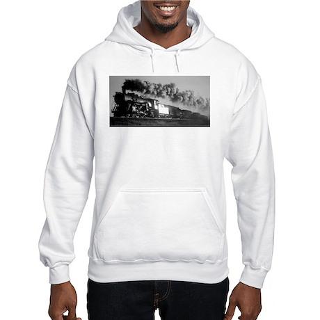 Express Hooded Sweatshirt