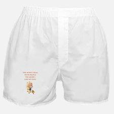 psych patients Boxer Shorts