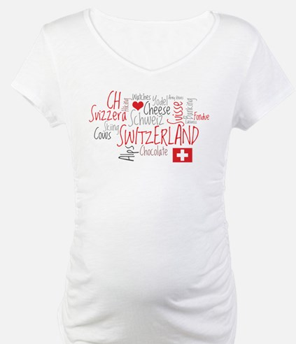 You Have to Love Switzerland Shirt