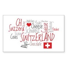 You Have to Love Switzerland Decal