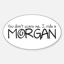Morgan Decal