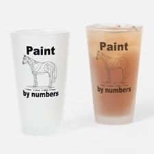 Unique Apha Drinking Glass