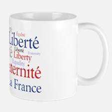 France - Liberty, Equality, F Mug