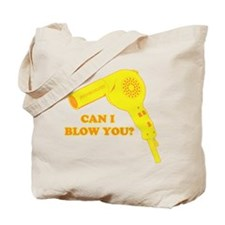 Can I Blow You Tote Bag
