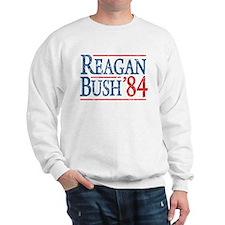 Reagan Bush 84 retro Sweater