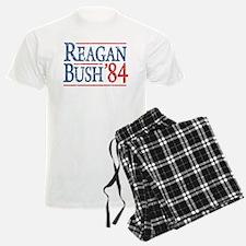 Reagan Bush 84 retro Pajamas