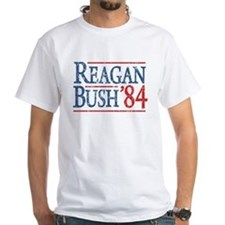 Reagan Bush 84 retro Shirt