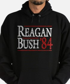 Reagan Bush 84 retro Hoody