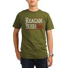 Reagan Bush 84 retro T-Shirt