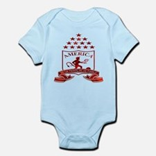 Children Infant Bodysuit