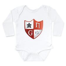 Unique Dice Long Sleeve Infant Bodysuit