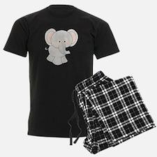 Cartoon Elephant Pajamas