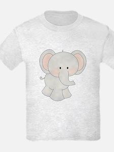 Cartoon Elephant T-Shirt