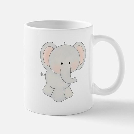 Cartoon Elephant Mug