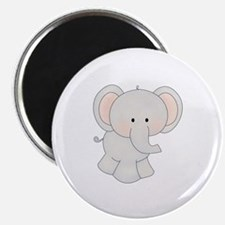 "Cartoon Elephant 2.25"" Magnet (10 pack)"