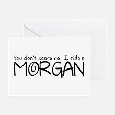 Morgan Greeting Card