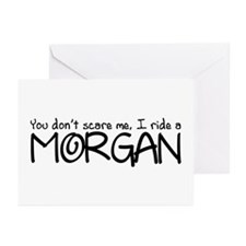 Morgan Greeting Cards (Pk of 10)