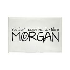 Morgan Rectangle Magnet (100 pack)