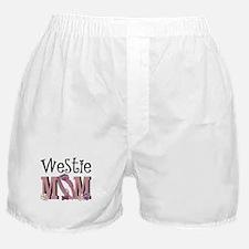 Westie MOM Boxer Shorts