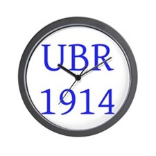 PHI Beta Sigma Wall Clock