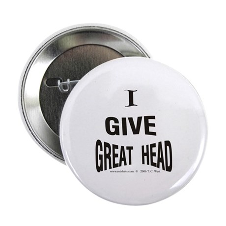 I Give Head Button