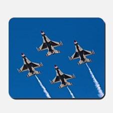 Thunderbirds 4 Bird Side Mousepad