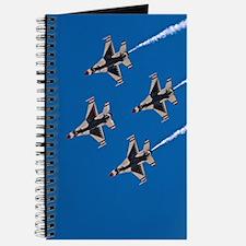 Thunderbirds 4 Bird Side Journal